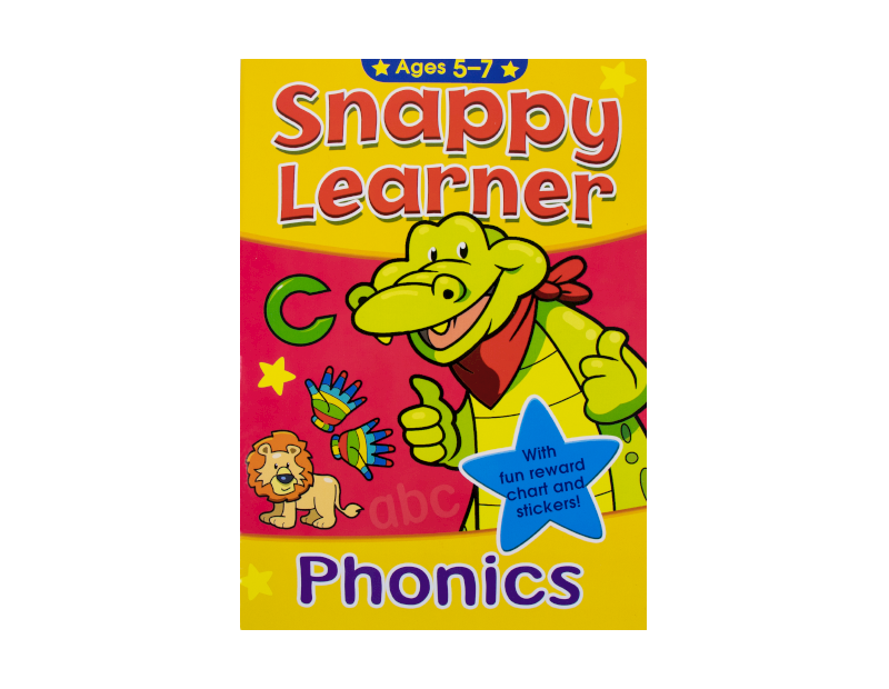 Snappy Learner Book