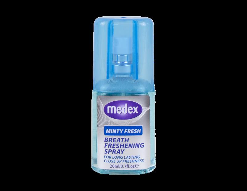 Medex Mint Breath Freshening Spray