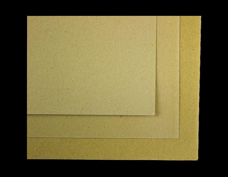 Assorted Grit Sandpaper - 12 Sheets