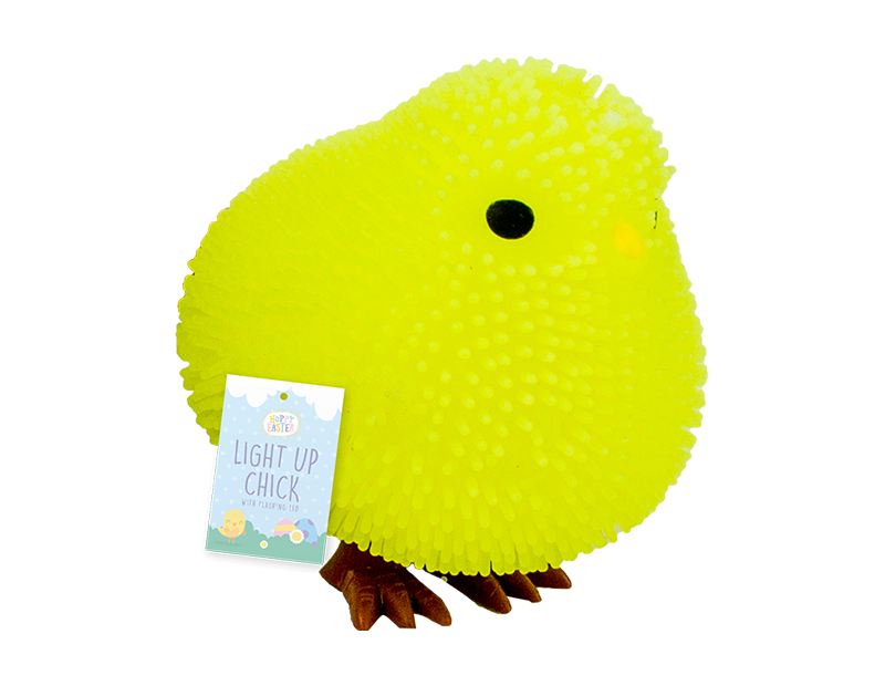 Easter Light Up Chick With PDQ