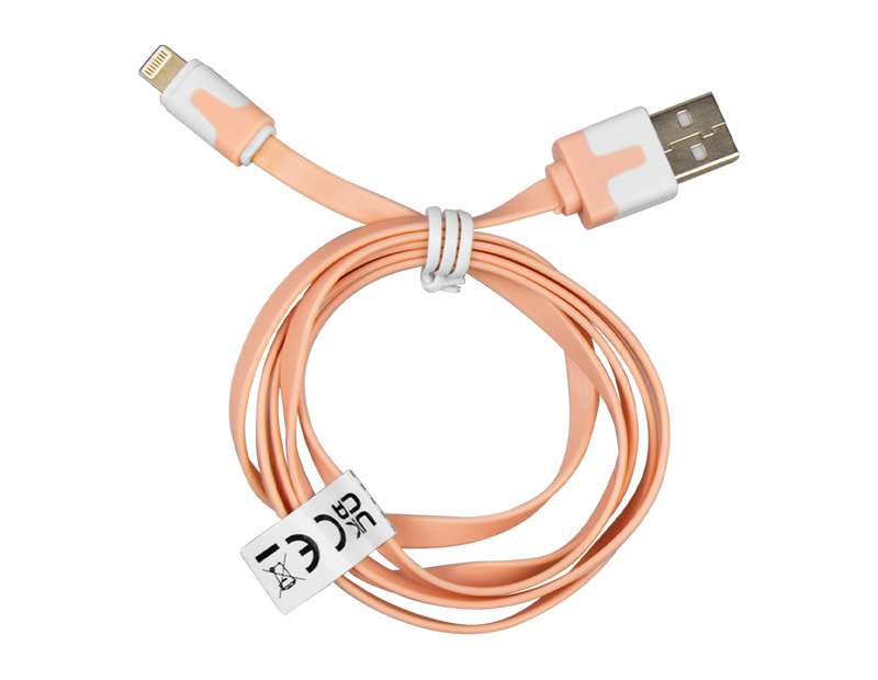 iPhone Flat USB Cable 1m