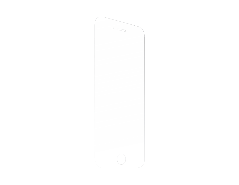 iPhone Tempered Glass Screen Protector Kit