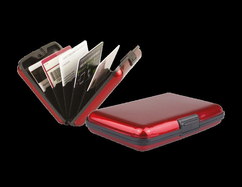 Aluminium Credit Card Case