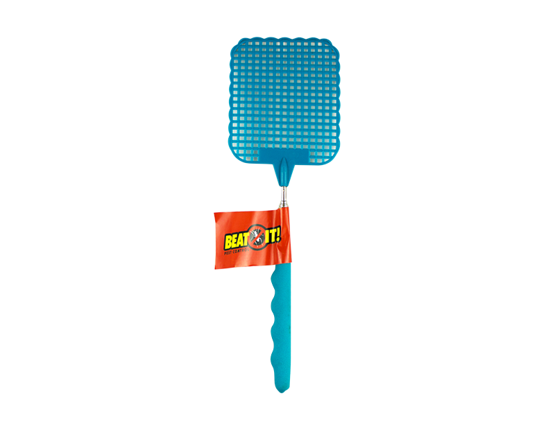 Extendable Fly Swatter With PDQ