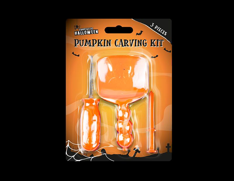 Halloween Pumpkin Carving Kit