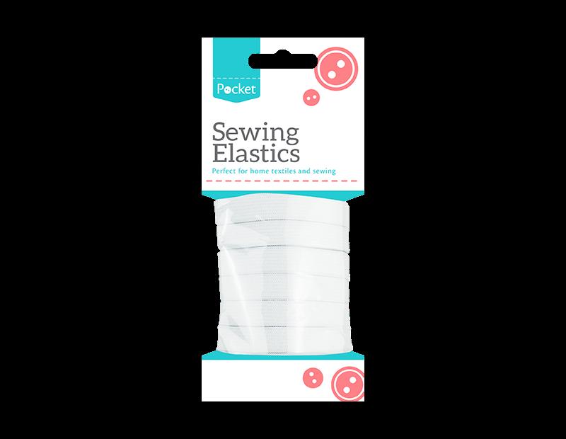 Sewing Elastics - Multi Pack