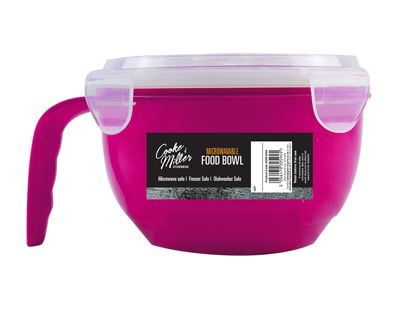 Microwaveable Food Bowl