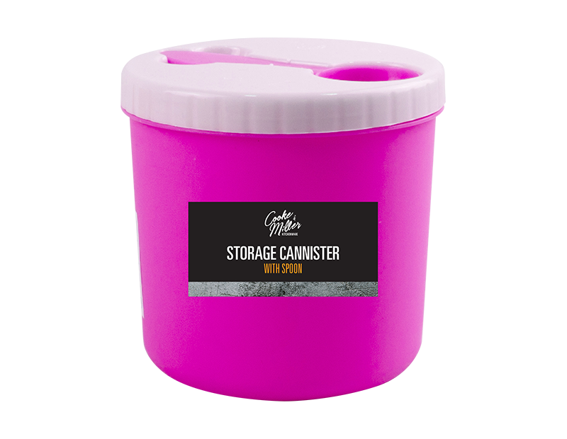 Storage Cannister & Spoon