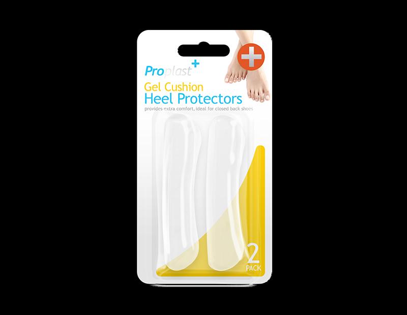 Gel Heel Protectors - 2 Pack