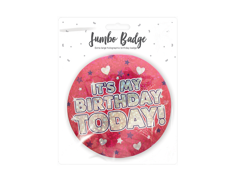 Happy Birthday Badge
