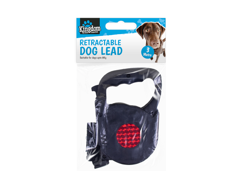 Retractable Dog Leash 3m