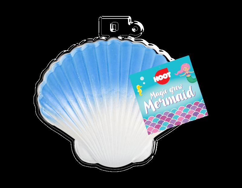 Magic Grow Mermaid Shell