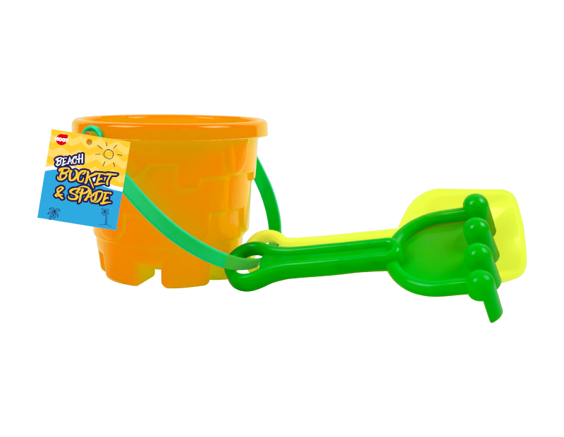 Bucket & Spade Set With PDQ