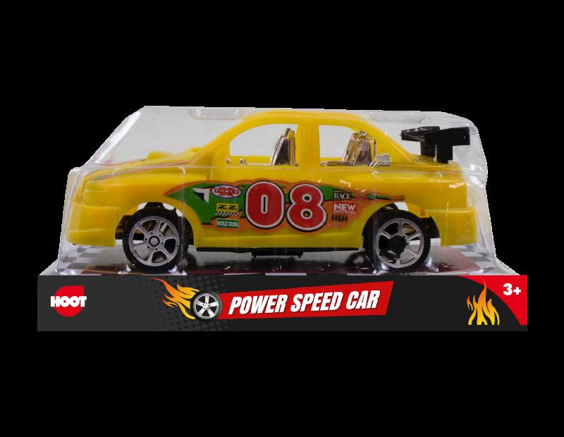 Friction Racing Car