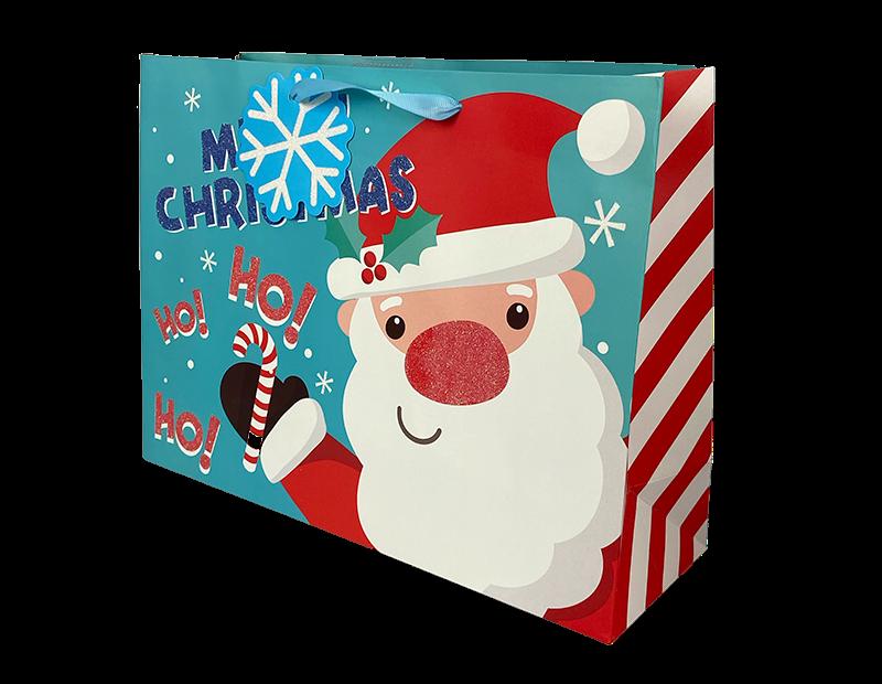 Christmas Cute Luxury Large Gift Bag