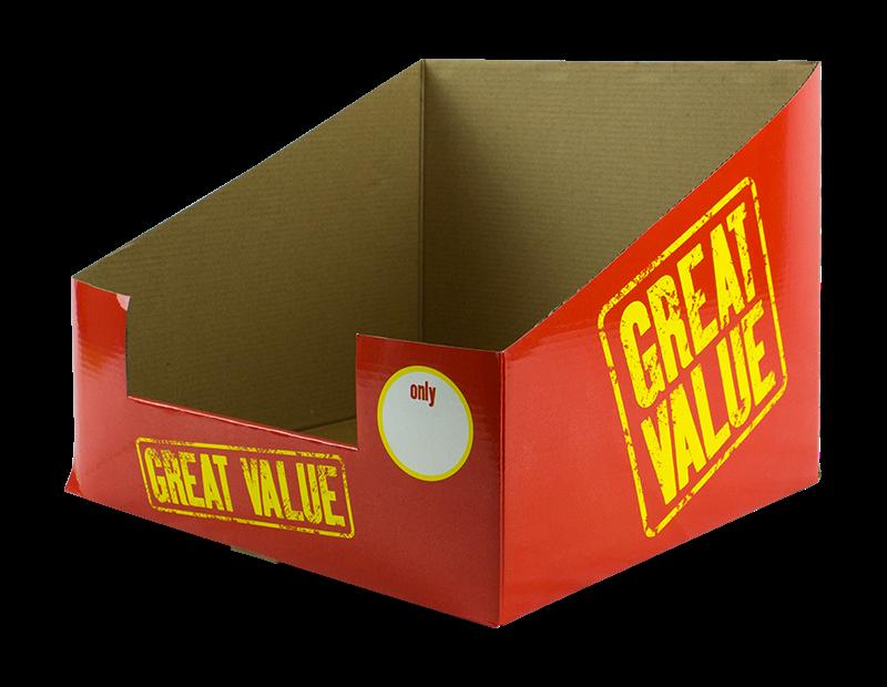 Great Value Display Box 33cm x 30cm