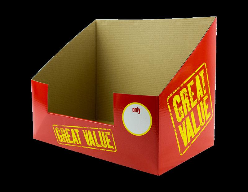 Great Value Display Box 33cm x 19cm
