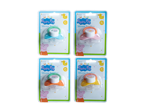 Wholesale Peppa Pig Silicone Soothers   Gem Imports Ltd
