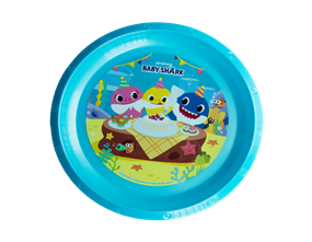 Wholesale Baby Shark Plates   Gem Imports Ltd