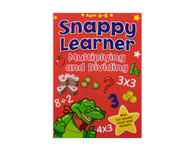 Snappy Learner Activity Book