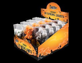 Wholesale 3D Halloween Lights   Gem Imports Ltd