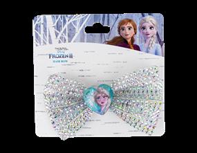 Wholesale Frozen ll Glitter Hair Bows | Gem Imports Ltd