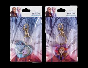 Frozen ll Charm Keychain | Gem Imports Ltd