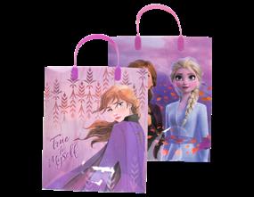 Wholesale Frozen II Plastic Gift Bags | Gem Imports Ltd