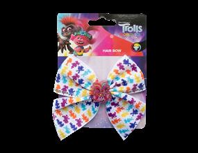 Wholesale Trolls Character Hair Bows | Gem Imports Ltd