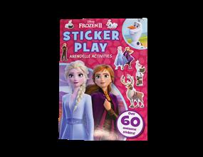 Wholesale Frozen II Sticker Play   Gem Imports Ltd