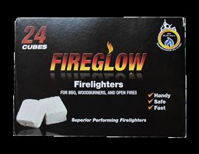 Wholesale Fireglow Firelighters | Gem Imports Ltd