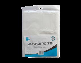 Wholesale A4 Punch Pockets | Gem Imports Ltd