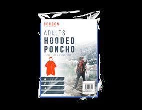 Wholesale Adult Hooded Poncho | Gem Imports Ltd