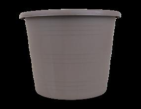 Round Plastic Plant Pot 20cm