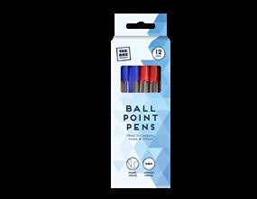 Assorted Ballpoint Pens