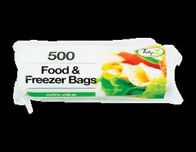 Wholesale Food & Freezer Bags | Gem Imports Ltd