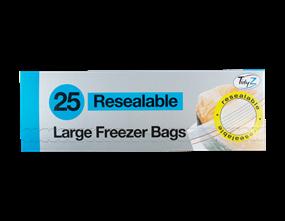 Wholesale Resealable Food & Freezer Bags | Gem Imports Ltd