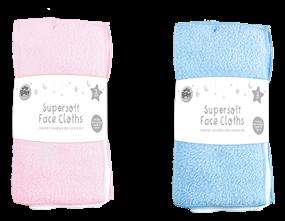 Wholesale Baby Face Cloths | Gem Imports Ltd