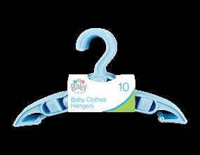 Wholesale Baby Clothes Hangers | Gem Imports Ltd