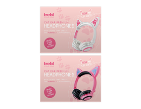 Wholesale Cat Ear Headphones