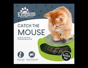 Wholesale Catch The Mouse Cat Toys | Gem Imports Ltd
