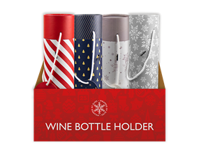 Wholesale Christmas Bottle Holders   Gem Imports Ltd