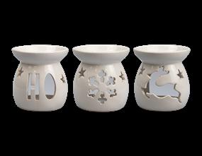 Wholesale Christmas Ceramic Oil Burner | Gem Imports Ltd