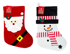 Christmas Character Stocking