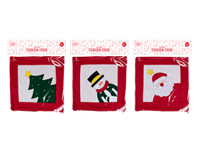 Wholesale Christmas Cushion Covers | Gem Imports Ltd