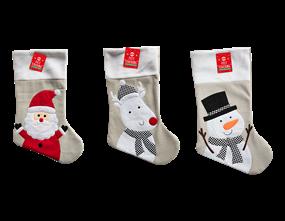 Wholesale Christmas Felt Stockings | Gem Imports Ltd