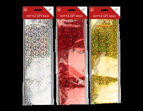 Wholesale Holographic Bottle Bags | Gem Imports Ltd
