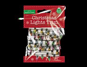 Wholesale Christmas Lights Trim | Gem Imports Ltd