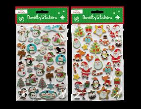 Wholesale Christmas Novelty Stickers | Gem Imports Ltd