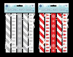 Wholesale Christmas Paper Chains | Gem Imports Ltd